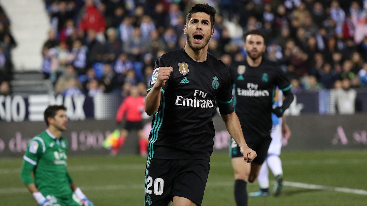 Real Madrid , Leganés , La Liga