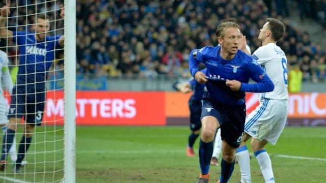 Lucas Leiva ,FC Dynamo Kyiv , SS Lazio , UEFA Europa League