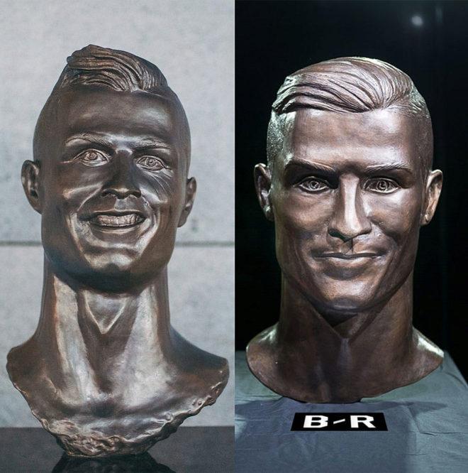 Emanuele Santos , Cristiano Ronaldo , Real Madrid C.F.