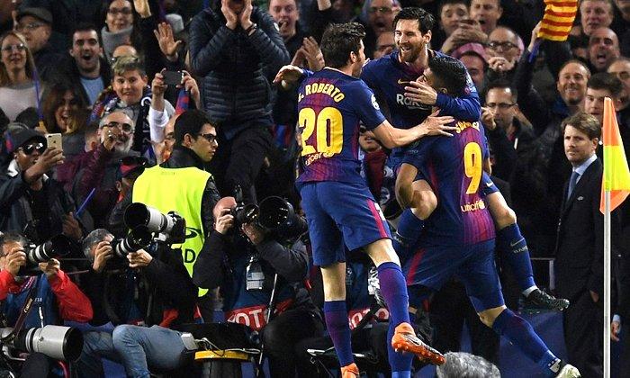 FC Barcelona , Chelsea F.C. , UEFA Champions League