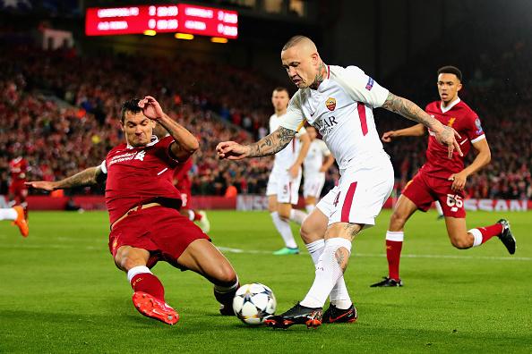 Liverpool F.C. , A.S. Roma , UEFA Champions League