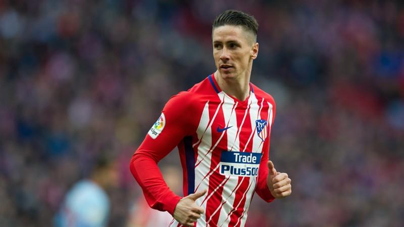 Fernando Torres , Atlético Madrid , La Liga