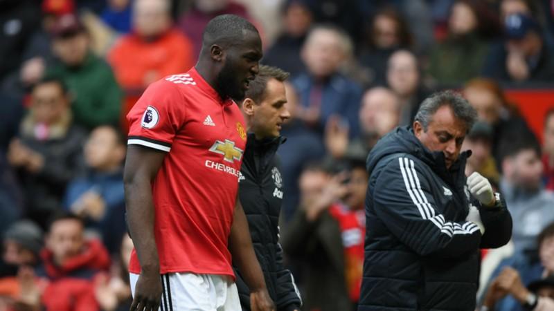 José Mourinho , Romelu Lukaku , Manchester United F.C.