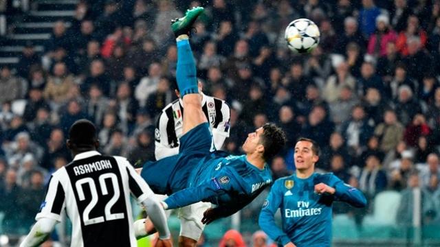 Juventus F.C. , Real Madrid C.F. , UEFA Champions League